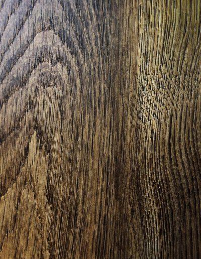 Tundra Oak Saddle